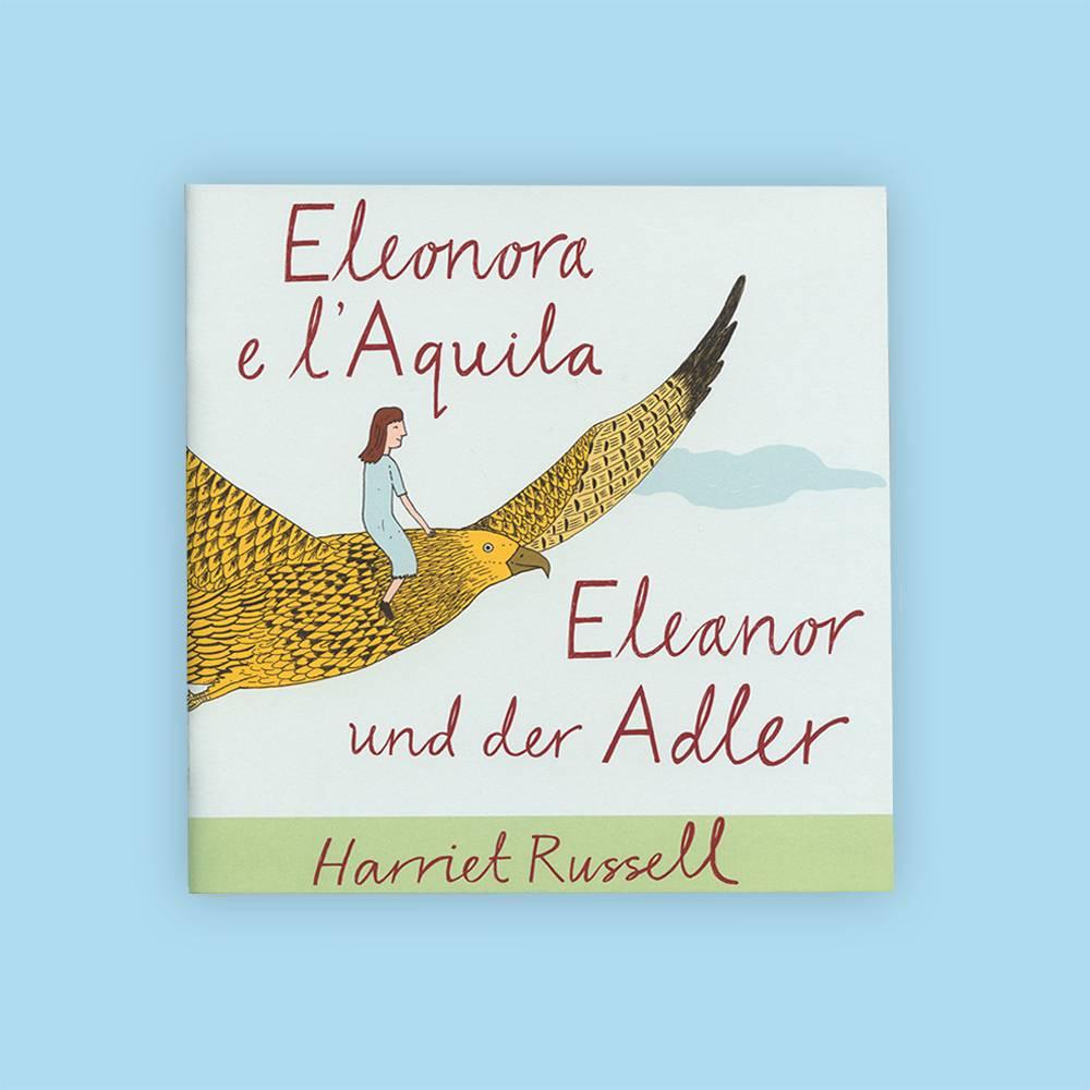 eleonora e l'aquila_cover
