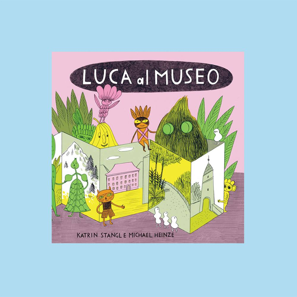 luca al museo_ cover