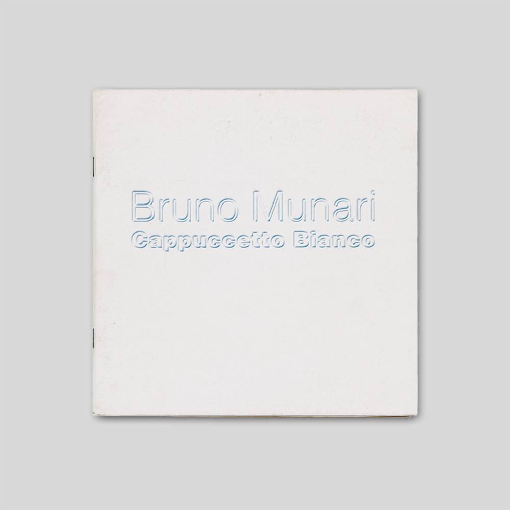 munari_Cappuccetto Bianco_cover